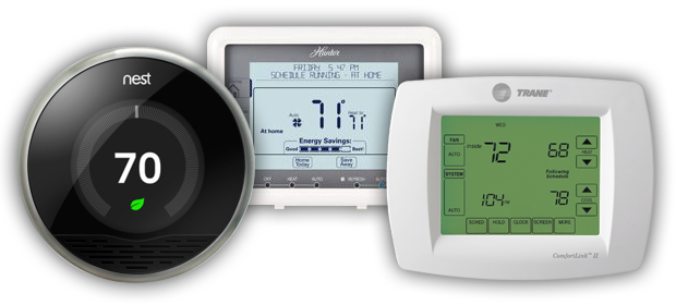 Install a Programmable Thermostat to Dial In Comfort, Convenience and Energy Savings!